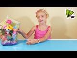 ✔ Лалалупси Кукла. Новая Игрушка девочки Маши / Lalaloopsy doll. A new toy of girl Masha ✔