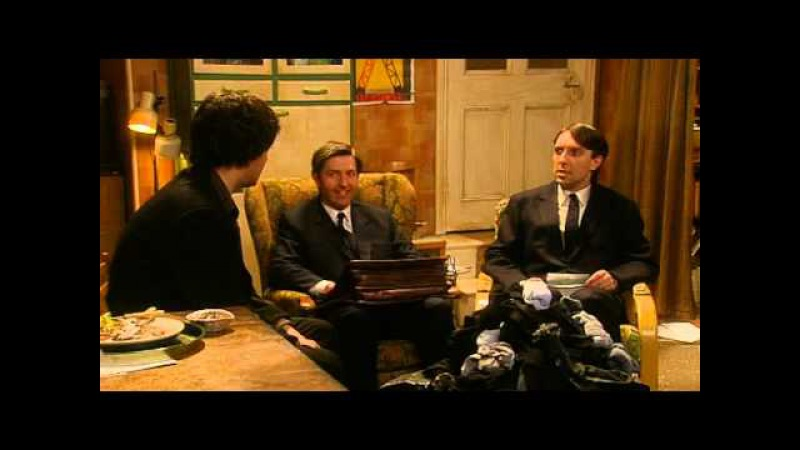 Black Books - Bernard and the Jehovah's Witnesses