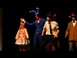Tanibata 2015 day1 27 Пять ночей с Фредди-2 (мюзикл - Команда