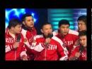 КВН 2015 Спарта - Песня о сборной России по футболу - КВН 15.05.2015 Первая 1/4 финала