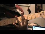 Jingle Bells - Хардрок-версия на гитаре