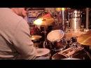 Led Zeppelin's  RAMBLE ON * DRUM LESSON