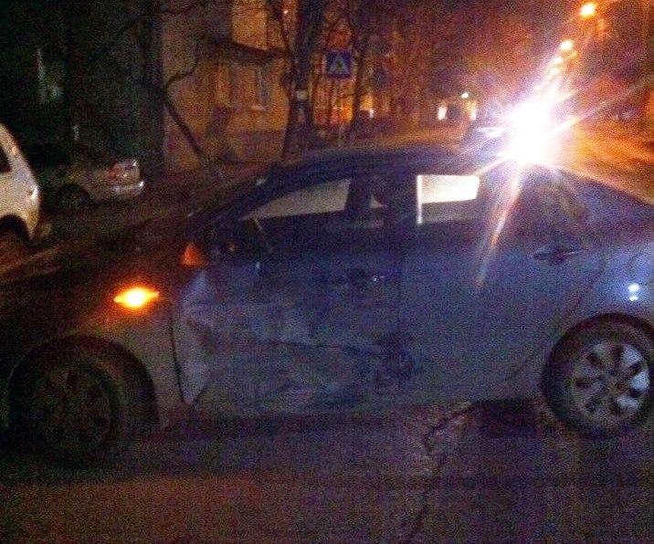 В Таганроге на 14 февраля произошла еще одна авария