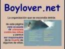 ¿QUE SON LOS BOYLOVERS? PARTE 02