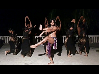 Subhangik - Subhajit Das. Dance based on the theme of Snakes dancing with their LORD THE GOD SHIVA