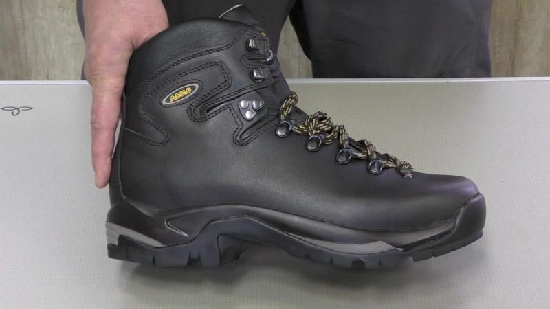 Ботинки для горного туризма asolo tps 535.MTS