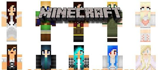 Скачать скины для Minecraft бесплатно без регистрации