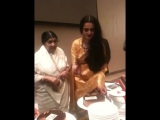 Didi and rekhajis birthday party