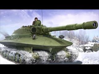 Самые необычные танки в истории 01