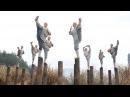 Джет Ли в роли монаха Шаолиня тренировка с посохом | Jet Li as monk Shaolin training with staff