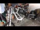 Мотор со скутера на мото