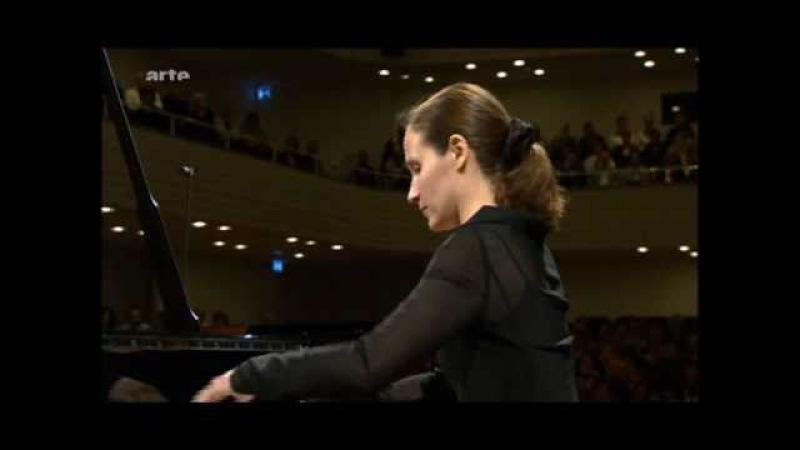 H. Grimaud 13 Rachmaninov piano concerto No.2 in C minor, op.18 [Moderato]