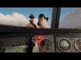 Madagascar 2  Air Penguin (Crash Landing Scene)