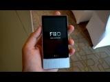 FiiO X7 1st demo