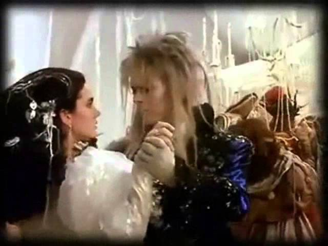 David Bowie - As The World falls down (Labyrinth original movie soundtrack)