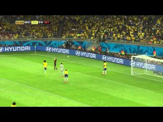 FIFA World Cup 2014 - Brazil vs. Germany (Highlights) - BBC