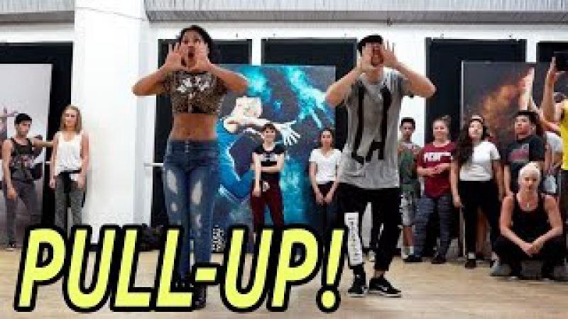 PULL-UP - Jason Derulo Dance   @MattSteffanina Choreography (Beg/Int Hip Hop)