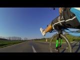 Recumbent bike Azub max ride