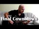 Final Countdown - Fingerstyle Guitar (Europe)