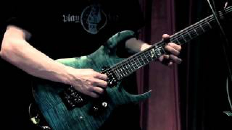 Wintersun - Sons of winter and stars - Live rehearsal @ Sonic Pump Studios
