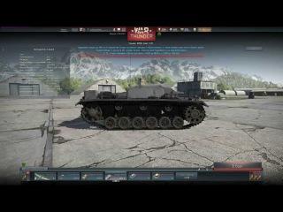Играть онлайн War Thunder бесплатно. Наземная техника Обзор StuG III