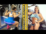 ROBERTA ZUNIGA - Fitness Model: Legs and Butt Workouts for Women @ Brazil