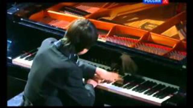 Mun Arseny 12 age. Mozart. Piano koncerto no. 15 K.450-3 B-dur