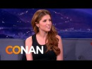 Anna Kendrick's Intimate Beyonce Katy Perry Encounters