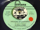 Gloria Lynne - Speaking Of Happiness