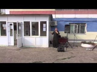 Цыганская гитара  13 09 15  ГОЛОС КАСПИЯ на выборах