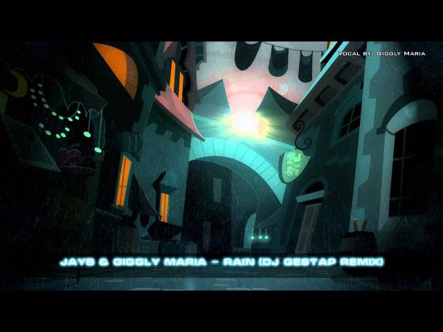 JayB Giggly Maria - Rain (Dj Gestap remix)