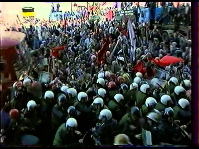 Уличные беспорядки в Москве 1 мая 1993 года