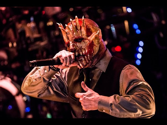 Mushroomhead Qwerty HD April 08 2015 Hollywood CA by Kanon Madness