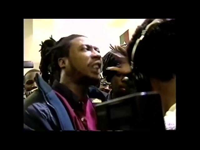 Busta Rhymes VS ODB Freestyle Battle! (Classic Rare Footage)