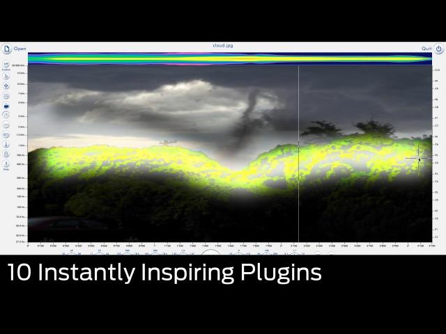 10 Instantly Inspiring VST/AU Plugins: Photosounder