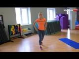 Интересная тренировка от чемпионки по кроссфиту Ольги Портновой