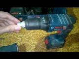 Обзор магазинного шуруповёрта для гипсокартона BOSCH GSR 18 V-EC TE + MA 55 Professional