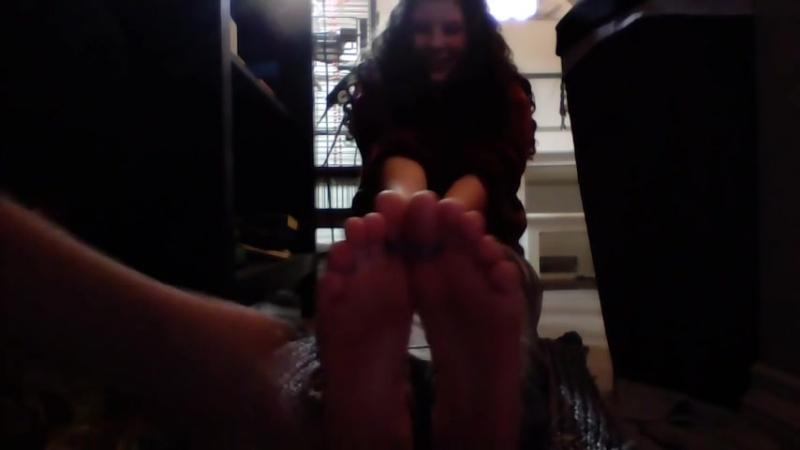 Tickle Cosquillas Solletico Kitzel Tie up Feet 2