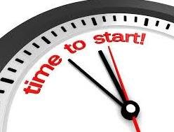 Start time