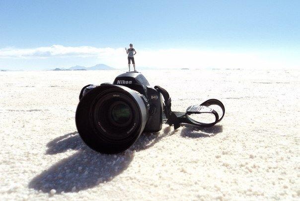 Правильные фотографии из отпуска