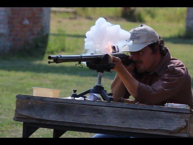 Round ball vs cut lead - gelatine tests, accuracy, ballistics, historical background