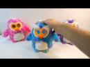 Прототип Фёрби - Интерактивная игрушка Бёрди