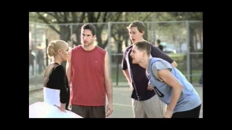 Волочкова. Поцелуй меня в ПАЧКУ реклама Snickers 2010