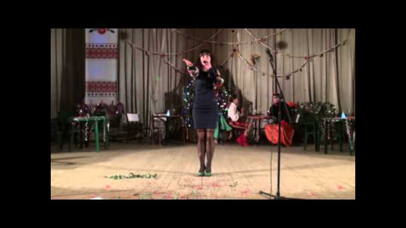 Выступление Васильковской студии