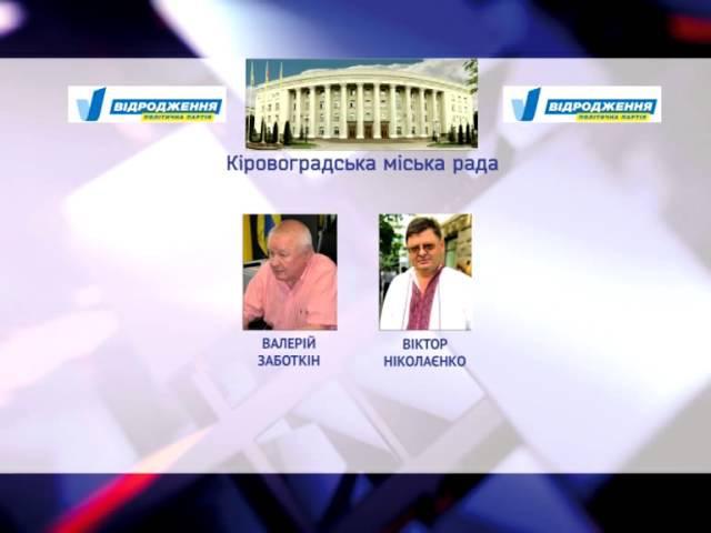 """По яким партіям """"розбіглися"""" кіровоградські екс-регіонали"""