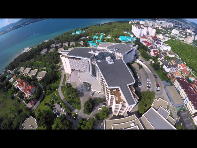 Краснодар, Анапа, Геленджик, Новороссийск - съемка с воздуха. Aerial video summer 2015