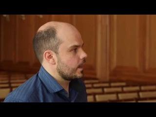 ПЕНЗАКОНЦЕРТ - Струнный квартет Премьера и пианист Сергей Суднев (интервью)
