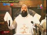 القداس الالهي من كنيسة السيده العذراء مري&#16