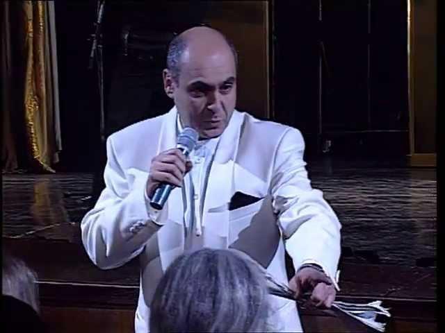 Концерт для Яна Арлазорова без оркестра