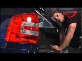 Задняя светодиодная оптика Dectane для Skoda Octavia 1Z 04+